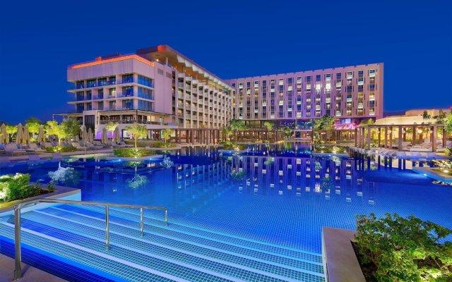 Отель W Muscat Оман, Маскат - отзывы, цены и фото номеров - забронировать отель W Muscat онлайн вид на фасад