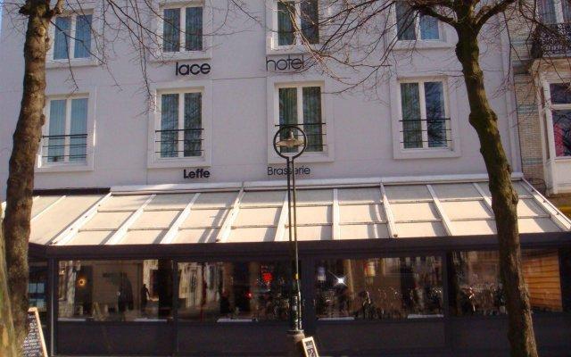 Lace Hotel вид на фасад