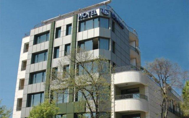 Hotel Divesta вид на фасад