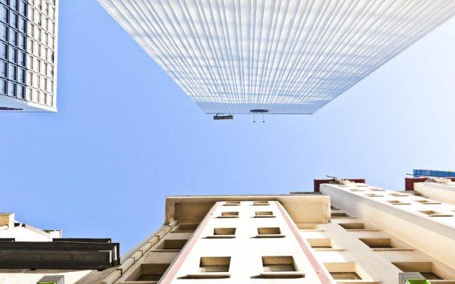 Отель Hôtel Siru Бельгия, Брюссель - 9 отзывов об отеле, цены и фото номеров - забронировать отель Hôtel Siru онлайн вид на фасад