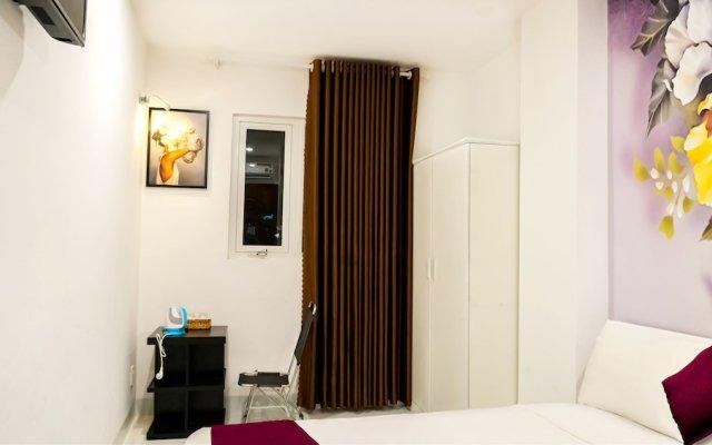 Отель AHA Hoang Van Homestay Nha Trang Нячанг комната для гостей