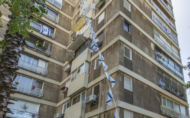 Отель State Square By TOP@TLV Тель-Авив вид на фасад