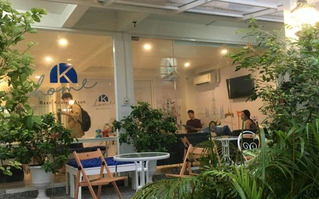 Отель K Home Asok Таиланд, Бангкок - отзывы, цены и фото номеров - забронировать отель K Home Asok онлайн вид на фасад