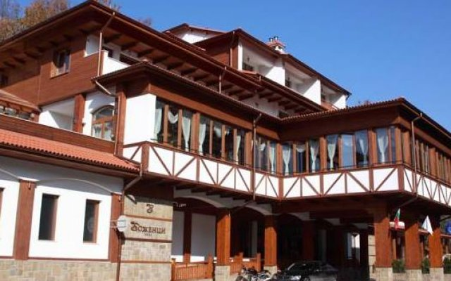 Отель Bozhentsi Болгария, Боженци - отзывы, цены и фото номеров - забронировать отель Bozhentsi онлайн вид на фасад