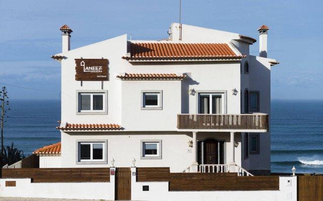 Laneez Ericeira Surf House - Hostel вид на фасад