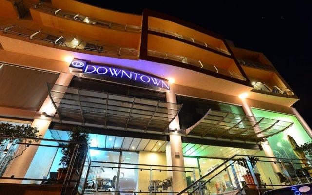 Отель Downtown Hotel Мальта, Виктория - 1 отзыв об отеле, цены и фото номеров - забронировать отель Downtown Hotel онлайн вид на фасад