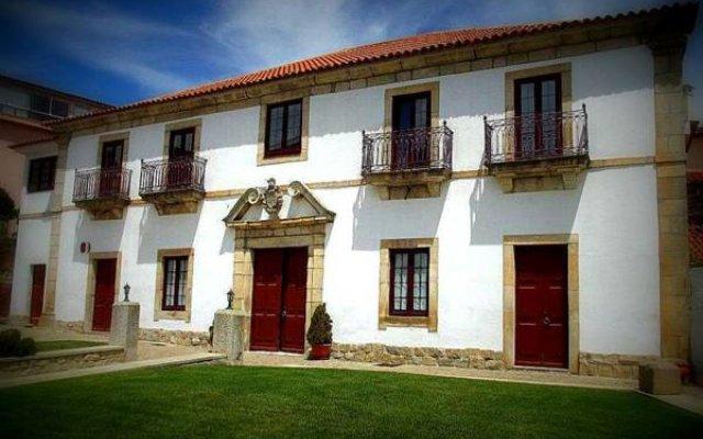 Отель Casa Do Brasao вид на фасад