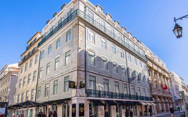 Отель My Story Ouro вид на фасад