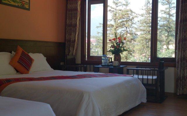 Отель Sapa Elite Hotel Вьетнам, Шапа - отзывы, цены и фото номеров - забронировать отель Sapa Elite Hotel онлайн комната для гостей