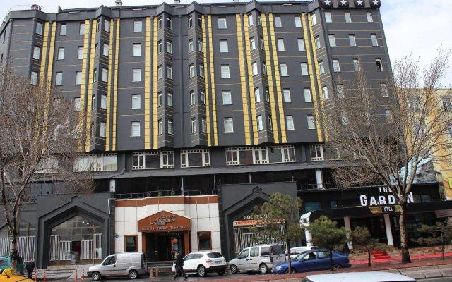 The Garden Otel Турция, Кайсери - отзывы, цены и фото номеров - забронировать отель The Garden Otel онлайн вид на фасад
