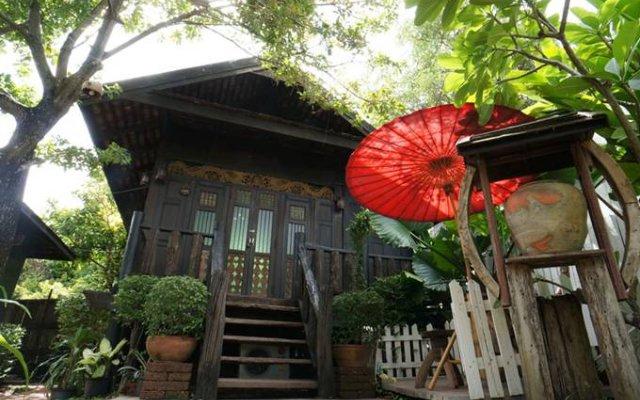 Отель Khum Bang Kaew Resort вид на фасад