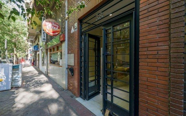 Отель Best Offer Madrid Atocha вид на фасад