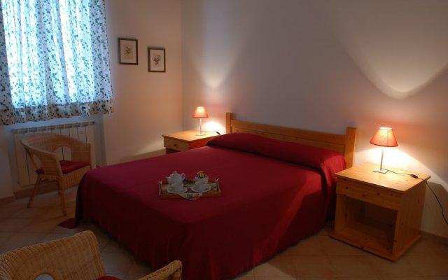Отель San Domenico Residence Сиракуза комната для гостей