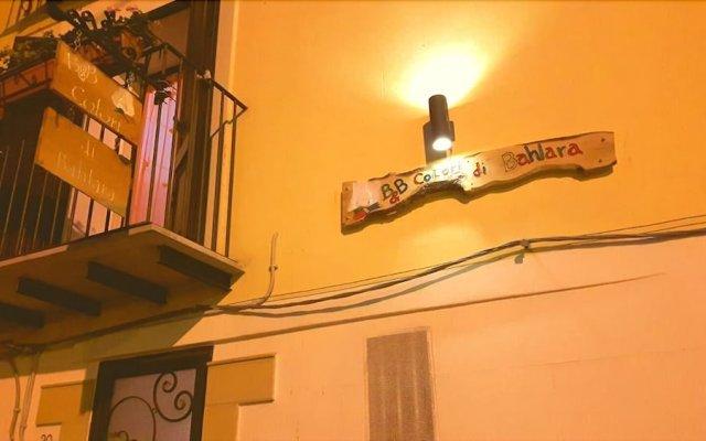 Отель B&B Colori di Bahlarà Италия, Палермо - отзывы, цены и фото номеров - забронировать отель B&B Colori di Bahlarà онлайн вид на фасад