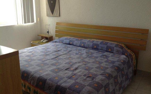 Отель Condominios La Palapa комната для гостей