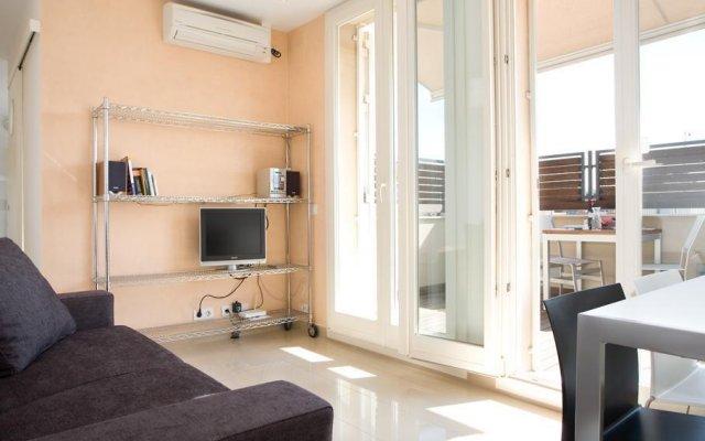 Отель Rent Top Apartments Las Ramblas Испания, Барселона - отзывы, цены и фото номеров - забронировать отель Rent Top Apartments Las Ramblas онлайн комната для гостей