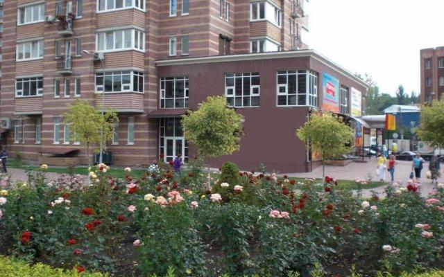Гостиница A-Rent in Kiev вид на фасад