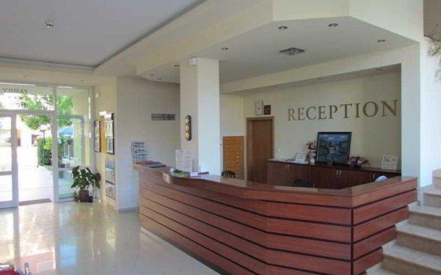 Отель Family Hotel Aurelia Болгария, Солнечный берег - отзывы, цены и фото номеров - забронировать отель Family Hotel Aurelia онлайн интерьер отеля