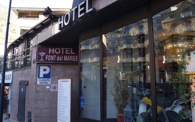 Hotel Font del Marge 0