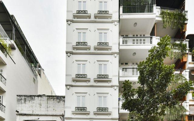 Golden Rice Hotel вид на фасад