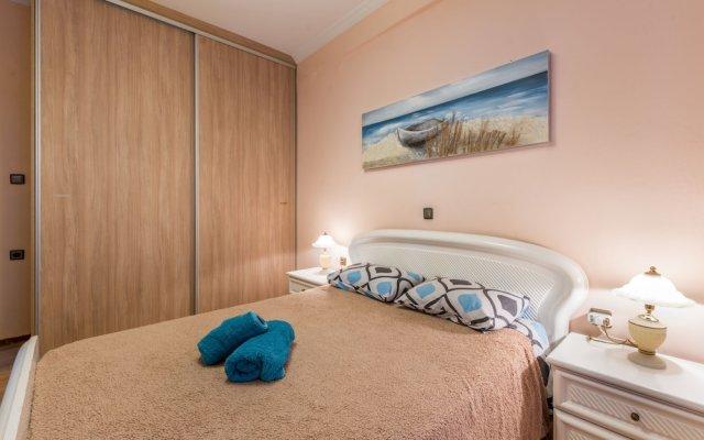 Апартаменты Cosy apartment in the heart of Corfu 1 комната для гостей