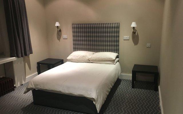 Crookston Hotel комната для гостей