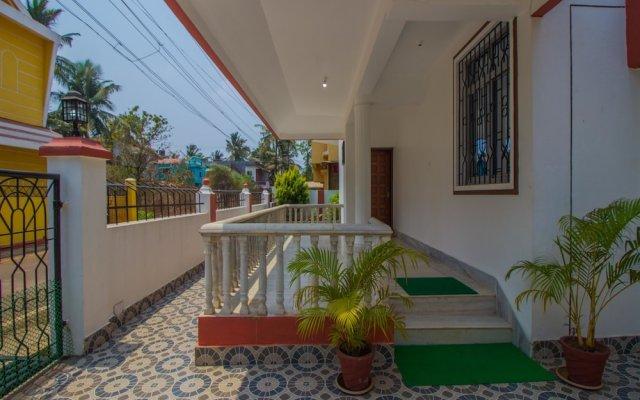 Отель OYO 12866 Home Luxurious Stay Dabolim Гоа вид на фасад