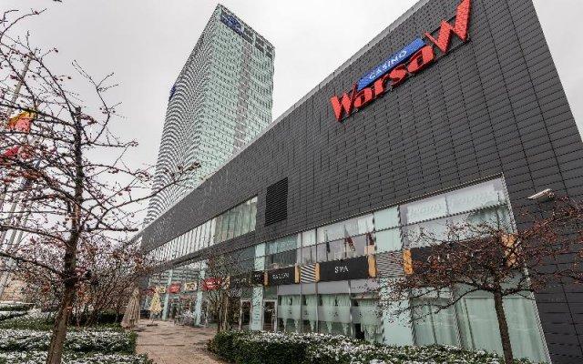 Отель P&O Oxygen Wronia 4 Польша, Варшава - отзывы, цены и фото номеров - забронировать отель P&O Oxygen Wronia 4 онлайн вид на фасад
