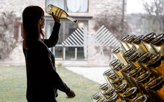 Отель Maeli Winery House Италия, Региональный парк Colli Euganei - отзывы, цены и фото номеров - забронировать отель Maeli Winery House онлайн вид на фасад