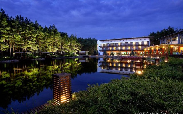 GoodZone Business&Relax Hotel Писчанка вид на фасад