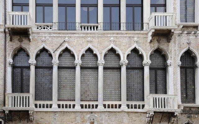 Отель Luna Baglioni Венеция вид на фасад