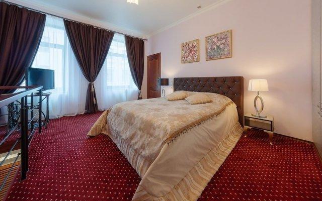 Апартаменты hth24 apartment Italiyanskaya 27 Санкт-Петербург комната для гостей