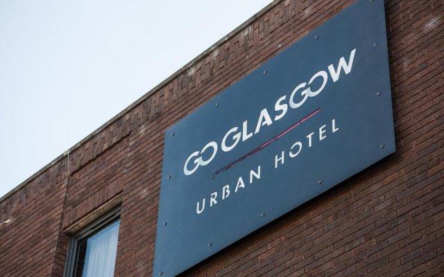 GoGlasgow Urban Hotel by Compass Hospitality вид на фасад
