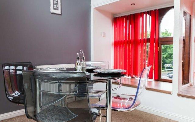 Отель Joli Central Apartments Великобритания, Глазго - отзывы, цены и фото номеров - забронировать отель Joli Central Apartments онлайн