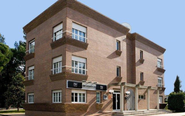 Отель TH Aravaca вид на фасад