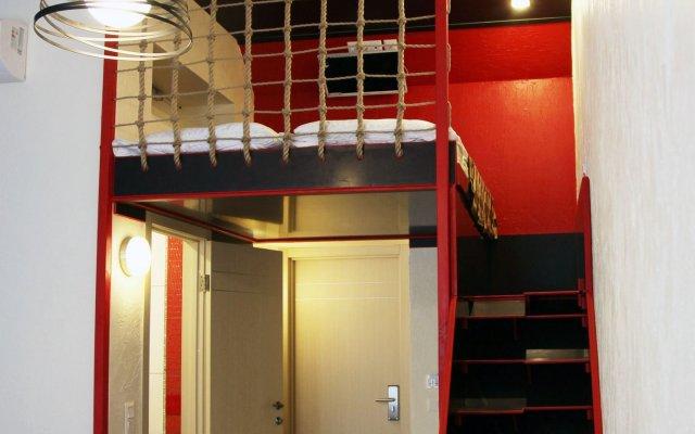 Гостиница The RED вид на фасад