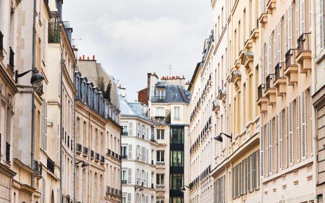 Отель Bed & Breakfast Pompidou Chic Париж