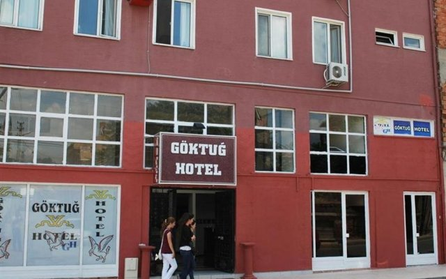 Goktug Hotel Турция, Эдирне - отзывы, цены и фото номеров - забронировать отель Goktug Hotel онлайн вид на фасад