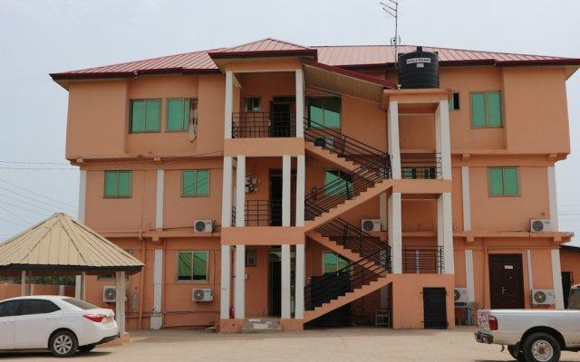 Отель Nagino Lodge вид на фасад