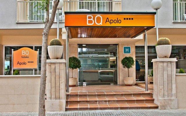 Отель BQ Apolo вид на фасад