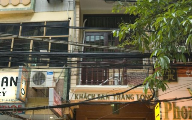Thang Long 1 Hotel вид на фасад