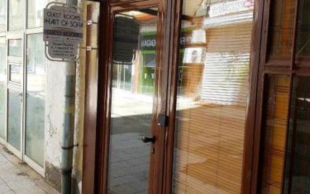 Отель Italian House Rooms Болгария, София - отзывы, цены и фото номеров - забронировать отель Italian House Rooms онлайн вид на фасад