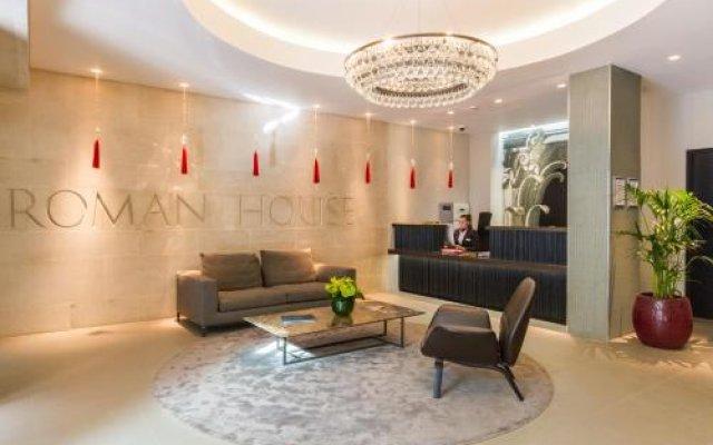 Отель Roman House Apartment Великобритания, Лондон - отзывы, цены и фото номеров - забронировать отель Roman House Apartment онлайн интерьер отеля