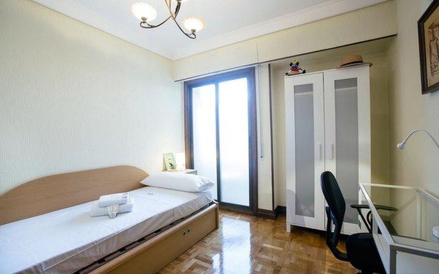 Отель Basque by People Rentals Испания, Сан-Себастьян - отзывы, цены и фото номеров - забронировать отель Basque by People Rentals онлайн комната для гостей