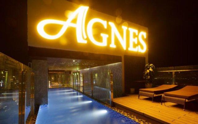 Agnes Nha Trang Hotel вид на фасад