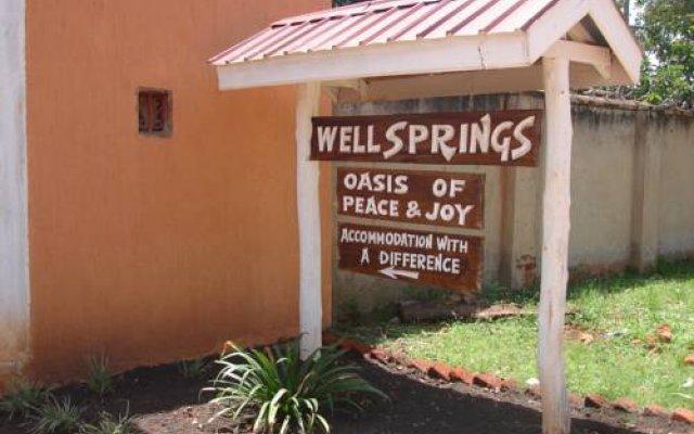 Wellsprings Hotel