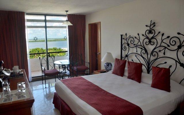 Отель Oasis Cancun All-inclusive комната для гостей