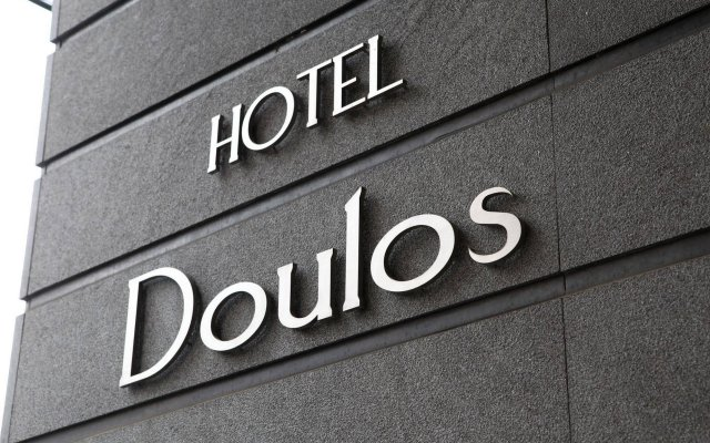 Doulos Hotel вид на фасад