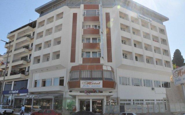 Hotel Finike Marina вид на фасад