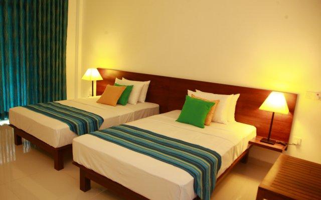 Отель Samwill Holiday Resort Шри-Ланка, Катарагама - отзывы, цены и фото номеров - забронировать отель Samwill Holiday Resort онлайн вид на фасад